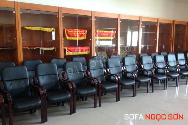 Giới thiệu dịch vụ Bọc ghế văn phòng giá rẻ nhất thị trường Hà Nội