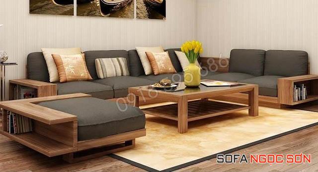 Địa chỉ mua ghế sofa gỗ chữ I đẹp uy tín, gia rẻ nhiều mẫu đẹp