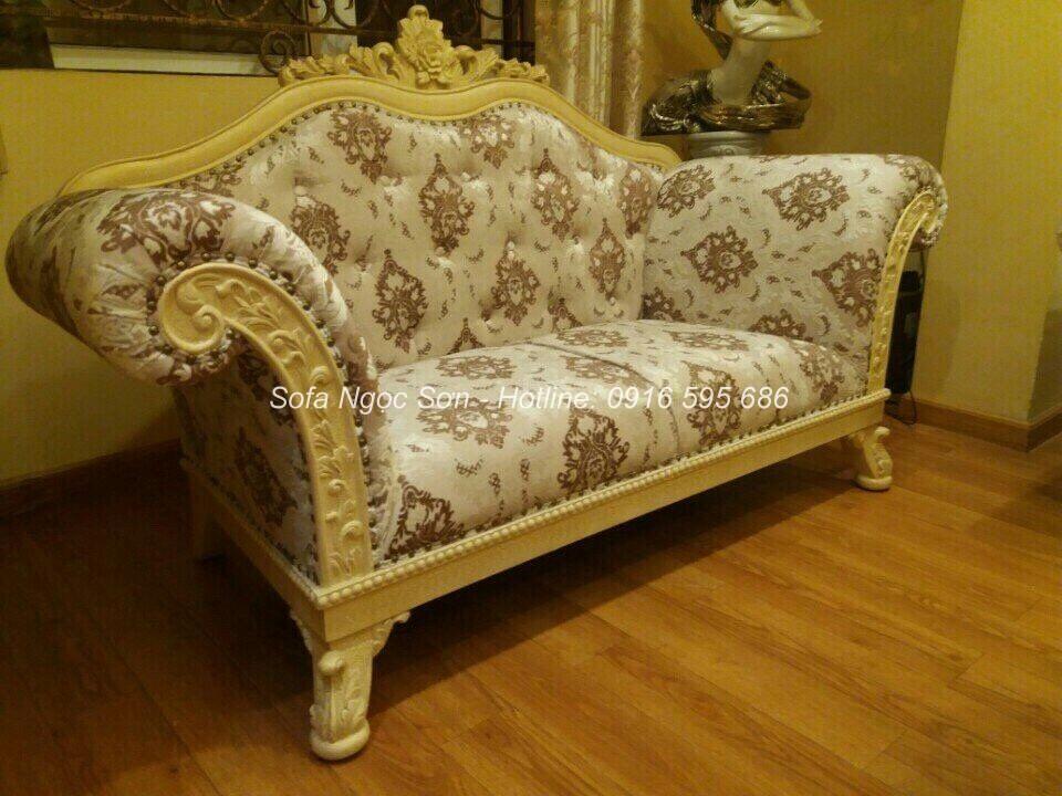 Có nên lựa chọn sofa vải nhung cho phòng khách?
