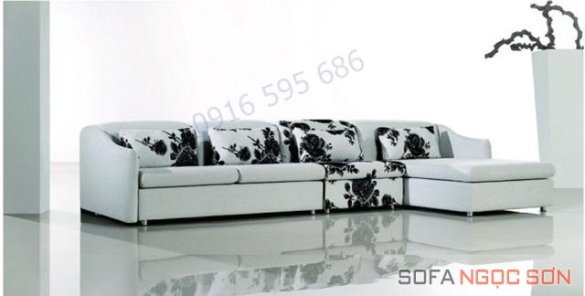 Bộ sưu tập mẫu sofa vải nỉ đẹp hiện đại của Sofa Ngọc Sơn 2018