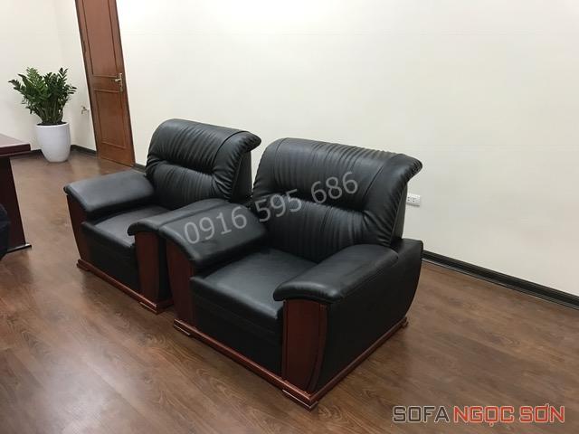 Dịch vụ bọc ghế da uy tín tại Sofa Ngọc Sơn1