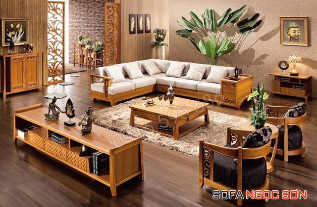 Bảo vệ sức khỏe gia đình bằng cách làm mới bộ sofa