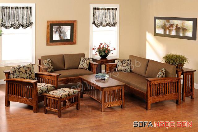 Địa chỉ cung cấp dịch vụ bọc đệm sofa gỗ uy tín tại Hà Nội