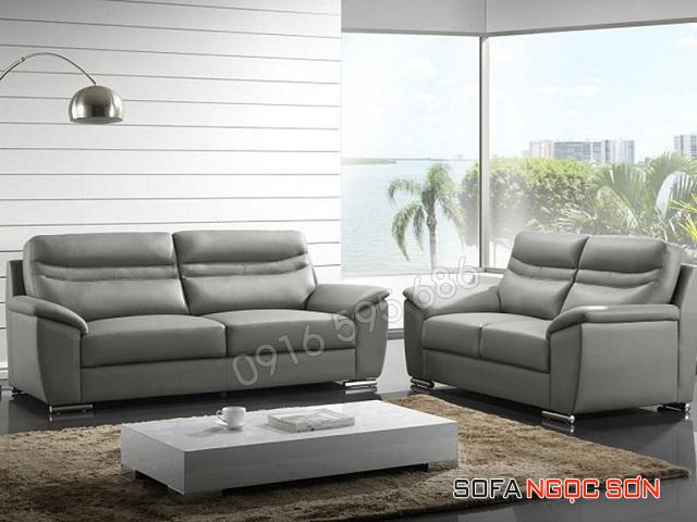 Một số hạn chế của chất liệu da bọc lại ghế sofa