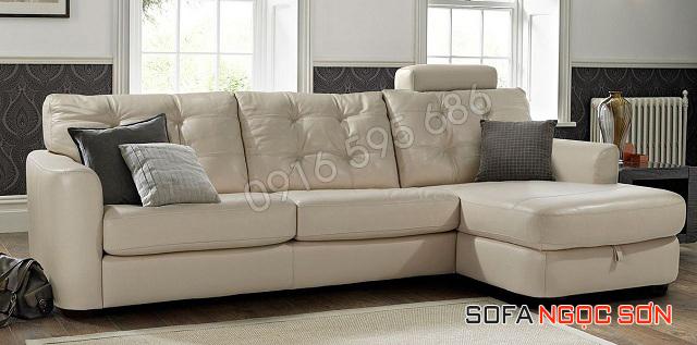 Muốn mua sofa da đẹp bạn nhất định phải biết những cách chọn sau