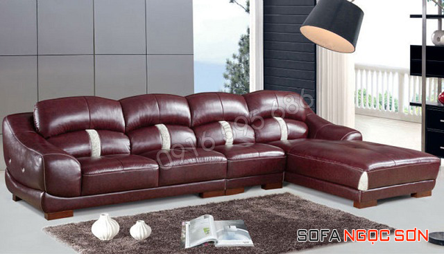 Bọc lại ghế sofa nên chọn chất liệu giả da, simily,