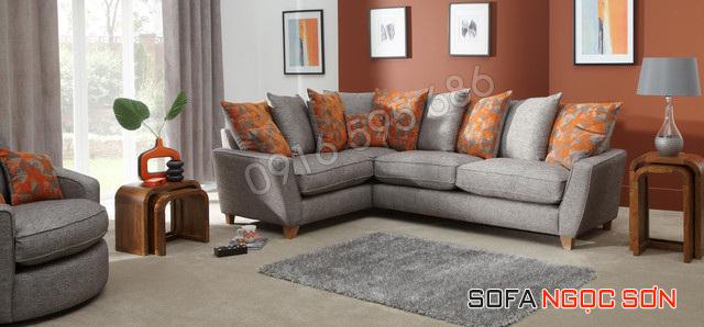 Tính giá bọc lại ghế sofa nỉ dựa trên loại ghế và nhân công