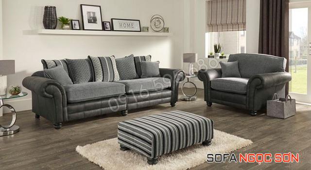 Mẫu sofa vải đẹp giá rẻ tại Ngọc Sơn