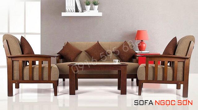 Ngọc Sơn cung cấp dịch vụ bọc ghế sofa tại Nhà Thanh Trì