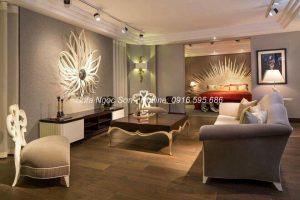 Bọc ghế đẹp và bền tại Sofa Ngọc Sơn6