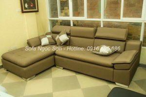 Bọc ghế đẹp và bền tại Sofa Ngọc Sơn3