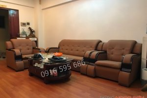 Sofa Ngọc Sơn bọc ghế tốt chất lượng tại Hà Nội