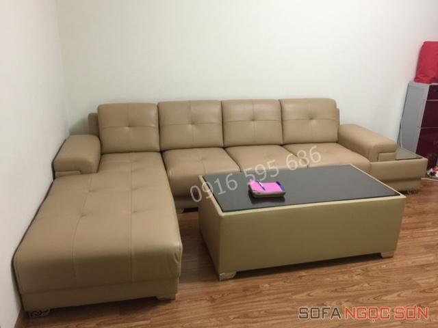 Sofa Ngọc Sơn bọc ghế tốt chất lượng tại Hà Nội5