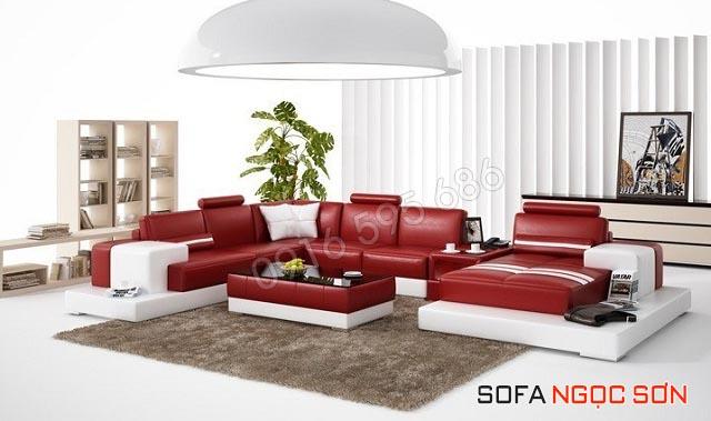 Bọc ghế sofa để làm mới không gian