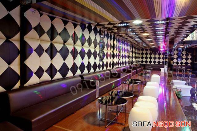 Dịch vụ bọc ghế sofa karaoke tại quận Hoàn Kiếm