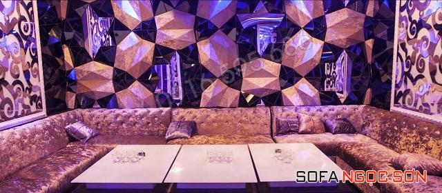 Dịch vụ bọc ghế sofa karaoke tại Long Biên nhanh chóng lấy ngay
