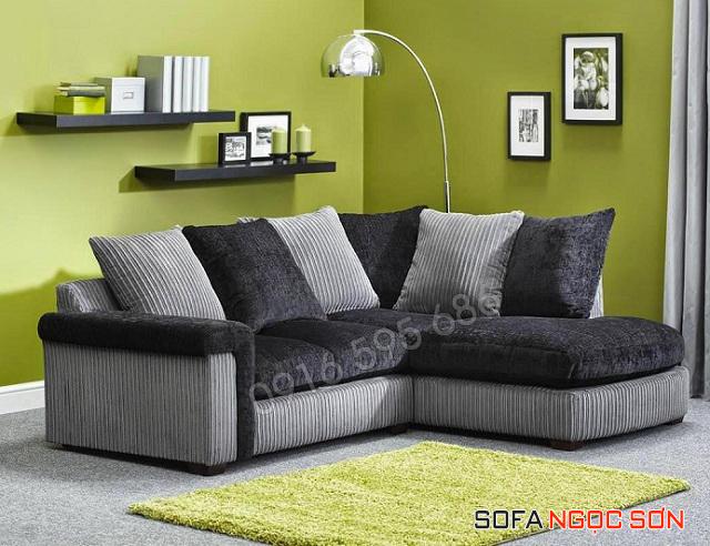 Mua bộ bàn ghế sofa phòng khách nhỏ đẹp phụ thuộc vào mầu sắc