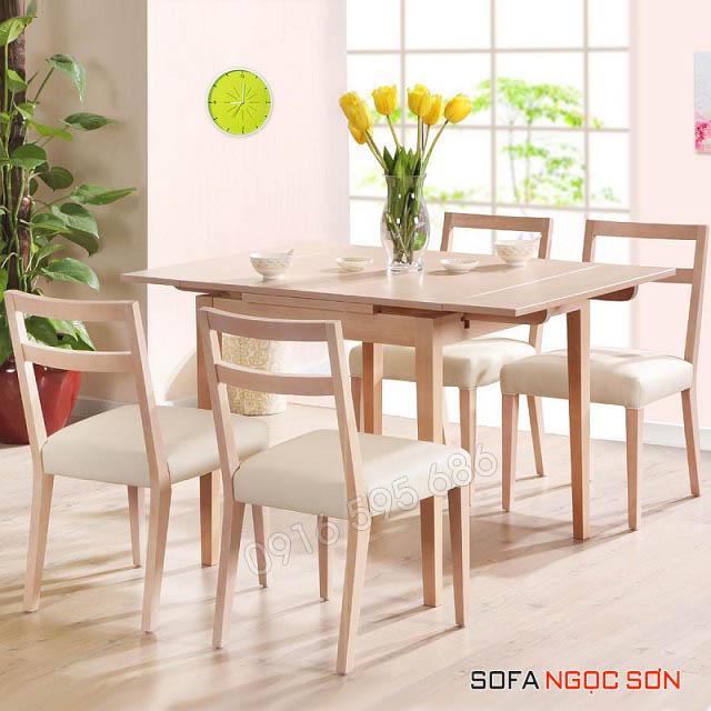 Bọc ghế bàn ăn - Biến cũ thành mới trong vòng một nốt nhạc