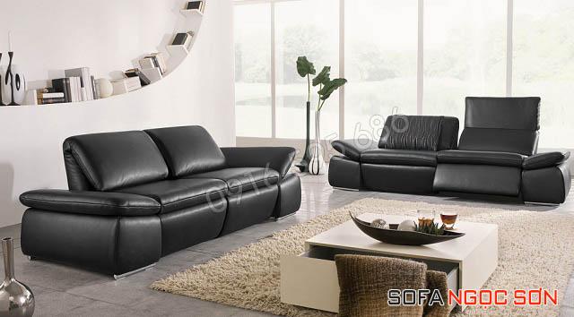 Ghế sofa da Hàn Quốc hợp lý không quá rẻ cúng không quá cao
