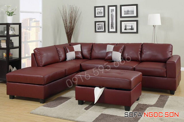 Dịch vụ bọc ghế sofa da bỏ tại Ngọc Sơn