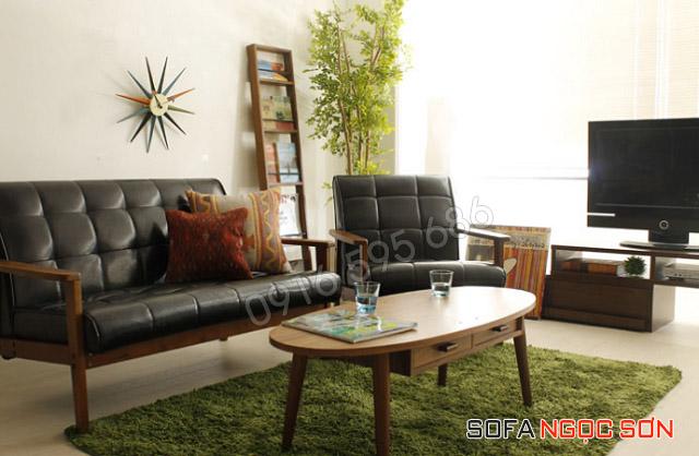 Địa chỉ mua ghế sofa gỗ chữ I đẹp