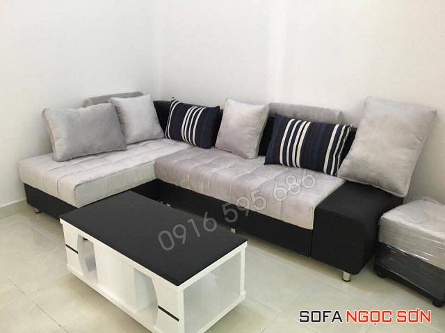 Ghế sofa bọc nỉ có những ưu nhược điểm gì?