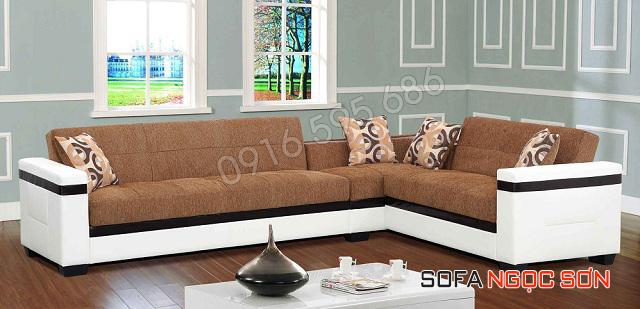 Những đặc điểm chung về sofa vải nhung