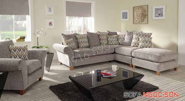 bọc ghế sofa tại nhà ở thanh trì