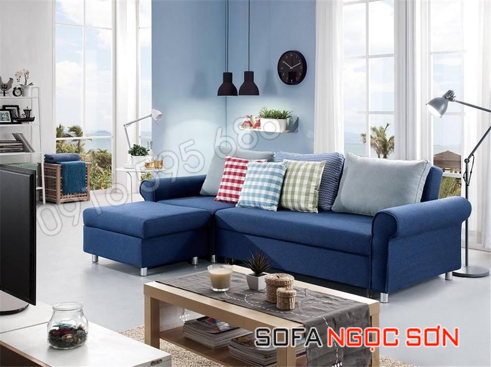 Các mẫu sofa phòng khách nhỏ của Ngọc Sơn