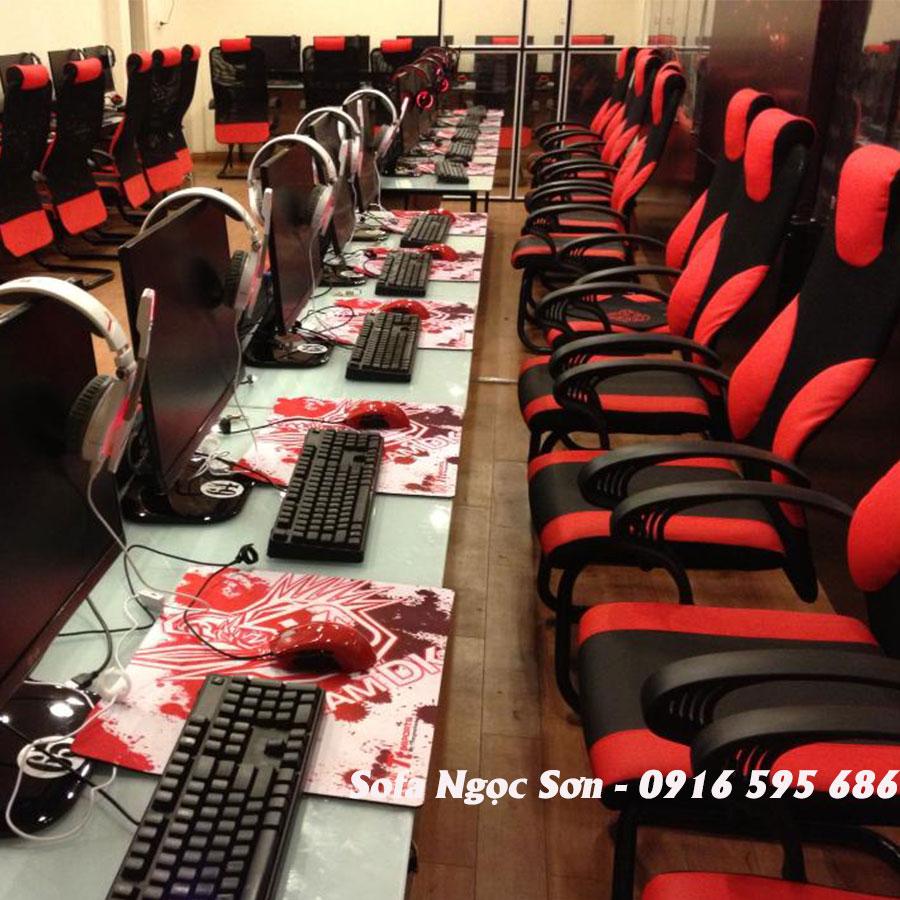Địa chỉ bọc ghế phòng net lấy ngay tại Hà Nội